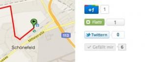+1, flattr, twitter, facebook